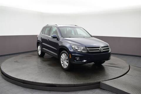 2015 Volkswagen Tiguan for sale at M & I Imports in Highland Park IL