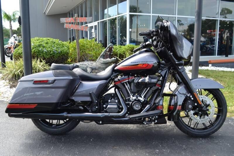 2020 Harley-Davidson FLHXSE-CVO Street Glide