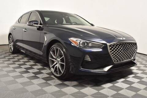 2020 Genesis G70 for sale at Southern Auto Solutions - Georgia Car Finder - Southern Auto Solutions-Jim Ellis Hyundai in Marietta GA
