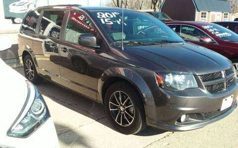 2019 Dodge Grand Caravan for sale at Bob's Garage Auto Sales and Towing in Storm Lake IA