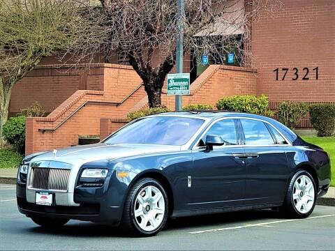 2013 Rolls-Royce Ghost for sale at SEATTLE FINEST MOTORS in Lynnwood WA