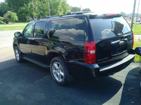 2007 Chevrolet Suburban for sale at Carlisle's in Canton OH