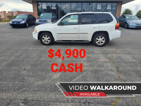 2003 GMC Envoy for sale at BP Auto Finders in Durham NC