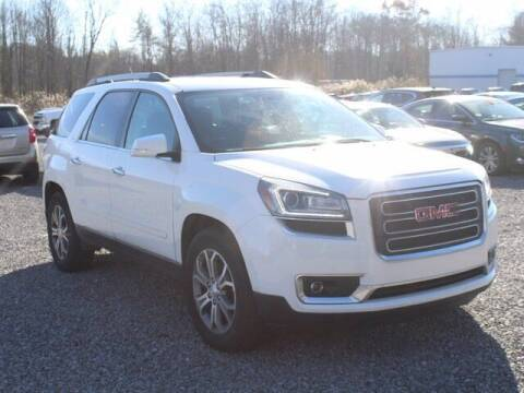 2013 GMC Acadia for sale at Street Track n Trail - Vehicles in Conneaut Lake PA