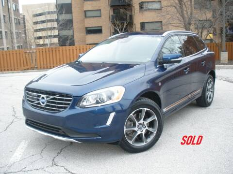 2015 Volvo XC60 for sale at Autobahn Motors USA in Kansas City MO