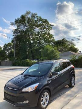 2013 Ford Escape for sale at Suburban Auto Sales LLC in Madison Heights MI