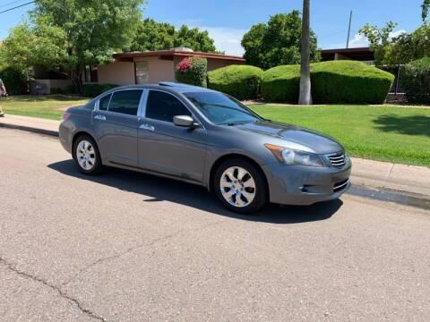 2010 Honda Accord for sale at Premier Motors AZ in Phoenix AZ