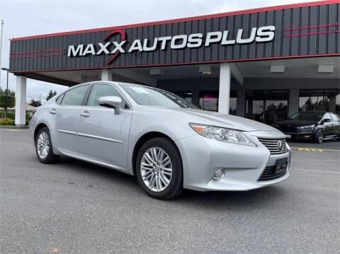 2013 Lexus ES 350 for sale at Maxx Autos Plus in Puyallup WA