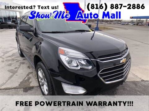 2016 Chevrolet Equinox for sale at Show Me Auto Mall in Harrisonville MO