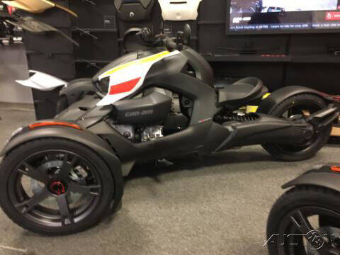 2021 Can-Am Ryker for sale at ROUTE 3A MOTORS INC in North Chelmsford MA