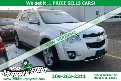 2012 Chevrolet Equinox for sale at Mike Murphy Ford in Morton IL