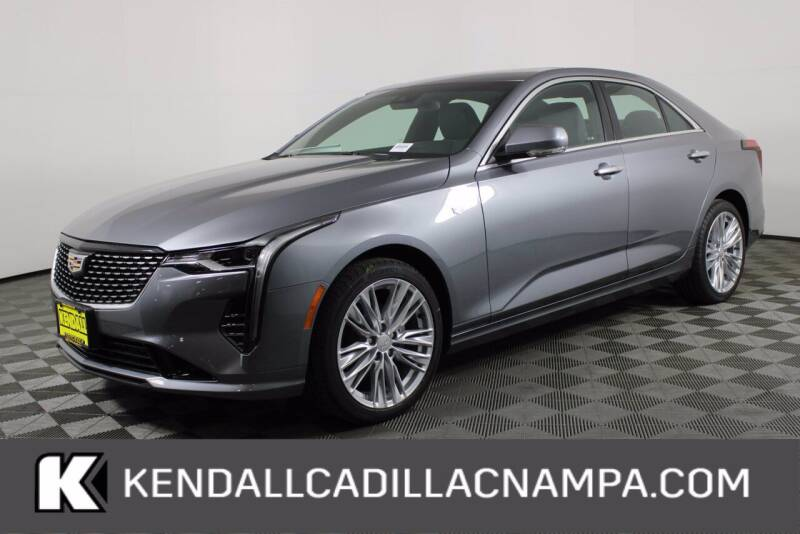 2021 Cadillac CT4 for sale in Nampa, ID
