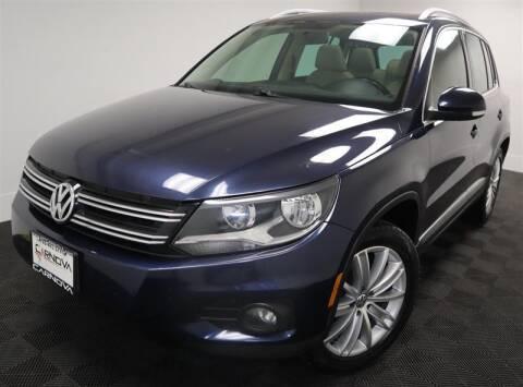 2012 Volkswagen Tiguan for sale at CarNova in Stafford VA