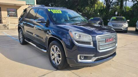 2015 GMC Acadia for sale at Dunn-Rite Auto Group in Longwood FL