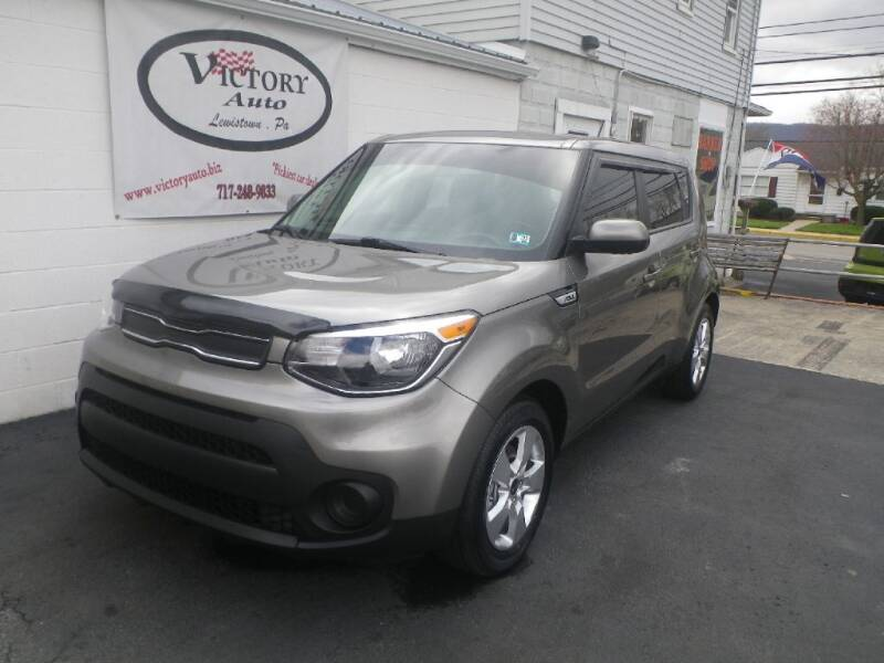 2018 Kia Soul for sale at VICTORY AUTO in Lewistown PA