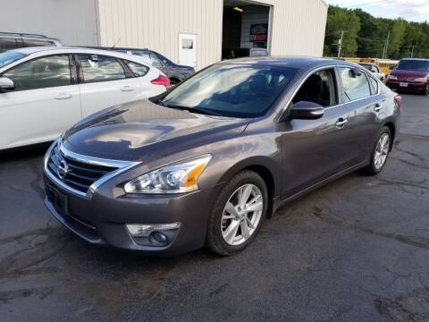 2013 Nissan Altima for sale at Larry Schaaf Auto Sales in Saint Marys OH