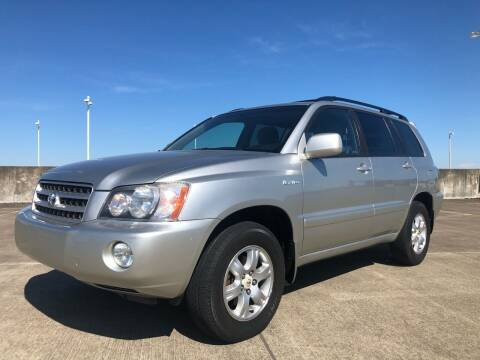 2001 Toyota Highlander for sale at Rave Auto Sales in Corvallis OR