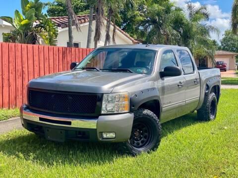 2009 Chevrolet Silverado 1500 for sale at Venmotors LLC in Hollywood FL