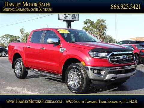 2020 Ford Ranger for sale at Hawley Motor Sales in Sarasota FL