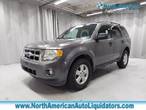 2011 Ford Escape for sale at North American Auto Liquidators in Essington PA