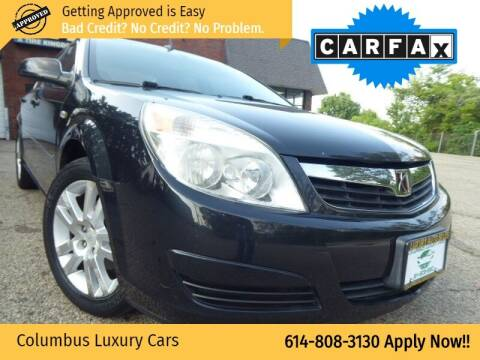 2008 Saturn Aura for sale at Columbus Luxury Cars in Columbus OH