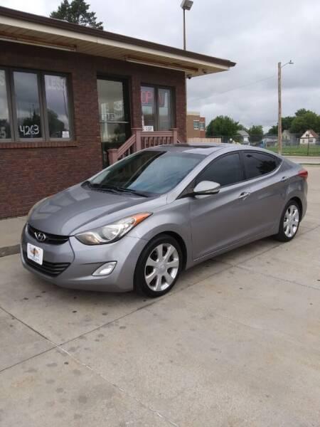 2011 Hyundai Elantra for sale at CARS4LESS AUTO SALES in Lincoln NE