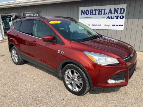 2015 Ford Escape for sale at Northland Auto in Humboldt IA
