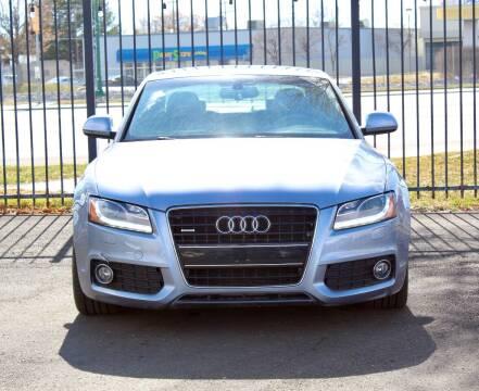 2008 Audi A5 for sale at Avanesyan Motors in Orem UT