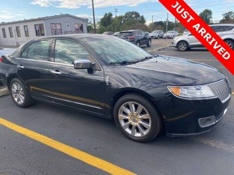 2012 Lincoln MKZ for sale at MATTHEWS HARGREAVES CHEVROLET in Royal Oak MI