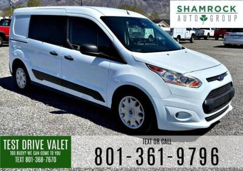 2015 Ford Transit Connect Cargo for sale at Shamrock Group LLC #1 in Pleasant Grove UT