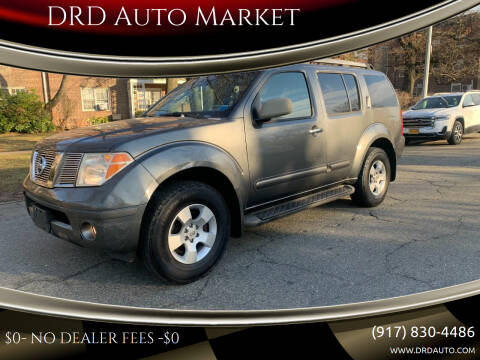 2005 Nissan Pathfinder for sale at DRD Auto Market in Flushing NY