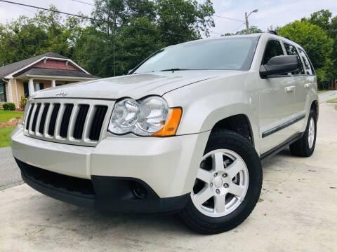 2009 Jeep Grand Cherokee for sale at Cobb Luxury Cars in Marietta GA