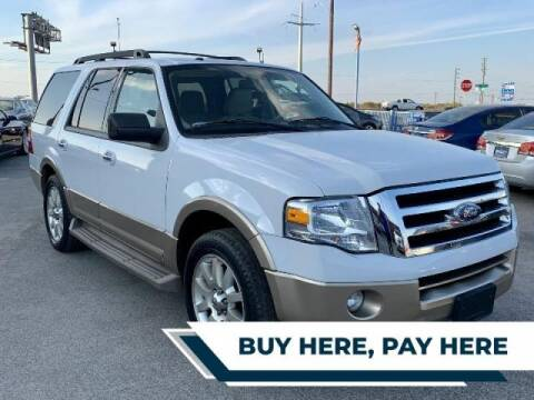2011 Ford Expedition for sale at STANLEY FORD ANDREWS Buy Here Pay Here in Andrews TX
