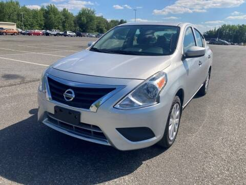 2018 Nissan Versa for sale at US Auto Network in Staten Island NY
