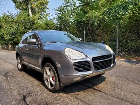 2005 Porsche Cayenne for sale at U.S. Auto Group in Chicago IL