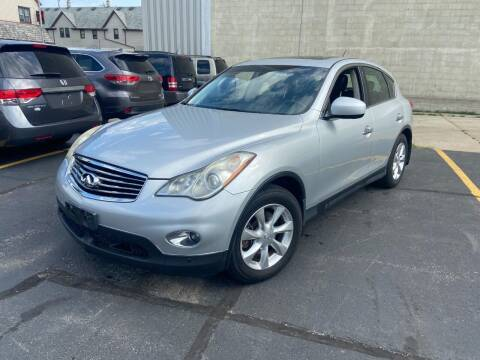 2010 Infiniti EX35 for sale at Fine Auto Sales in Cudahy WI