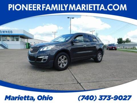 2016 Chevrolet Traverse for sale at Pioneer Family preowned autos in Williamstown WV