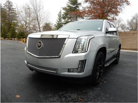 2015 Cadillac Escalade for sale at A-1 Auto Wholesale in Sacramento CA