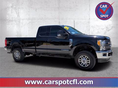 2017 Ford F-250 Super Duty for sale at Car Spot Of Central Florida in Melbourne FL