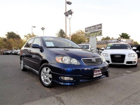 2008 Toyota Corolla for sale at Save Auto Sales in Sacramento CA