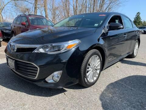 2015 Toyota Avalon Hybrid for sale at Auto Warehouse in Poughkeepsie NY