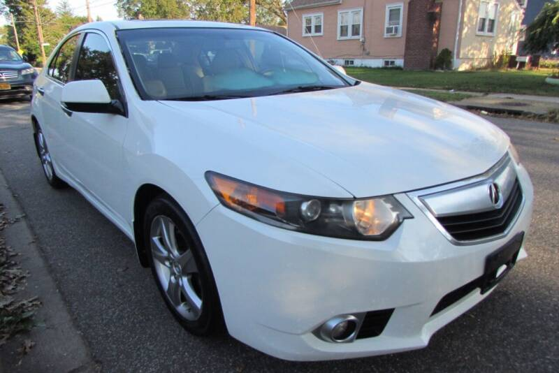 2012 Acura TSX for sale at First Choice Automobile in Uniondale NY