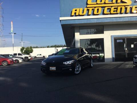 2016 BMW 4 Series for sale at Lucas Auto Center in South Gate CA
