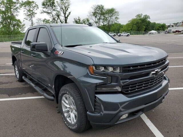 2020 Chevrolet Silverado 1500 for sale at CON ALVARO ¡TODOS CALIFICAN!™ in Columbia TN