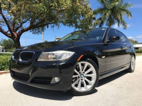 2011 BMW 3 Series for sale at DS Motors in Boca Raton FL