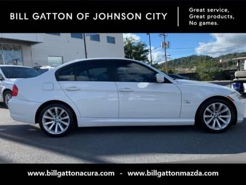 2011 BMW 3 Series for sale at Bill Gatton Used Cars - BILL GATTON ACURA MAZDA in Johnson City TN