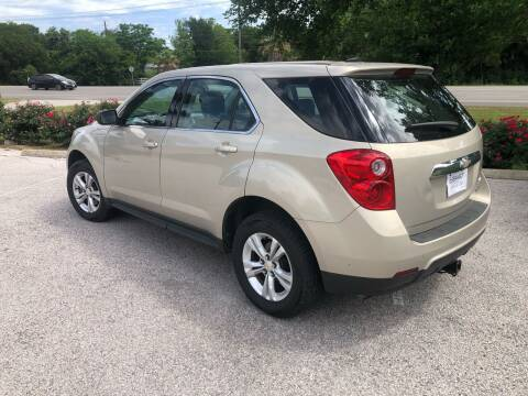 2011 Chevrolet Equinox for sale at Discount Auto in Austin TX