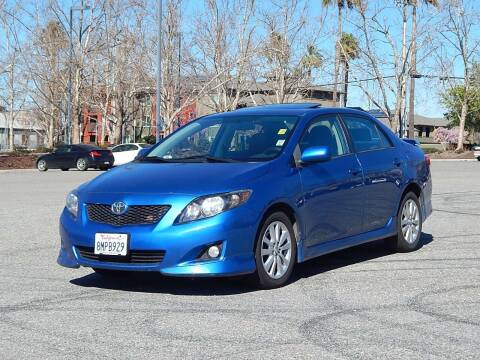 2010 Toyota Corolla for sale at Crow`s Auto Sales in San Jose CA