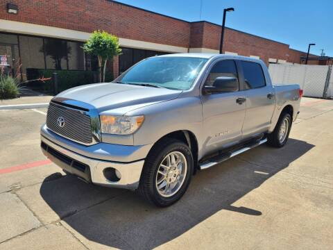 2012 Toyota Tundra for sale at DFW Autohaus in Dallas TX