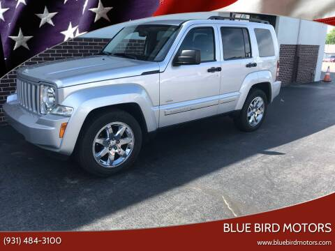 2012 Jeep Liberty for sale at Blue Bird Motors in Crossville TN